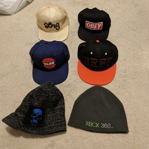 Other - Bundle -Caps/Hats